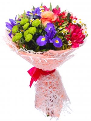 Цветы вертикаль самара